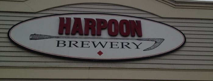Harpoon Brewery & Riverbend Taps is one of Best Breweries in the World.