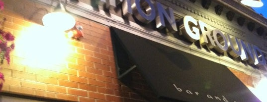 Common Ground is one of Boston Bars.