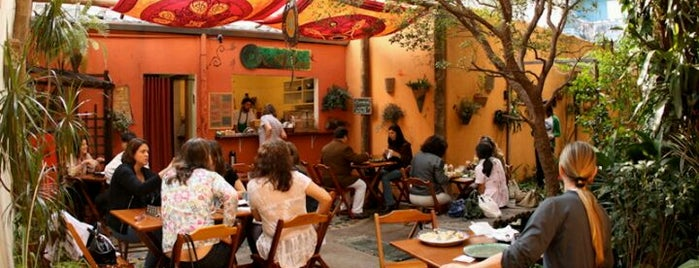 Casa Jaya is one of Sao Paulo's Best Vegetarian - 2013.