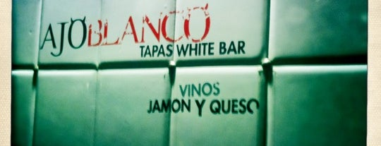 Ajo Blanco is one of Dove mangiare/bere a Milano.
