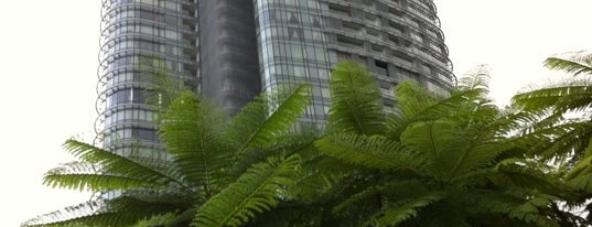 The Orchard Residences is one of Singapore.