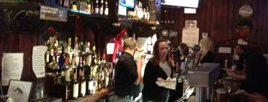 Barrow Street Ale House is one of The New Yorkers: Village Life.