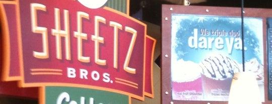 Sheetz is one of Orte, die Jason gefallen.