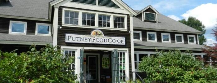 Putney Food Co-op is one of Posti che sono piaciuti a Scott.