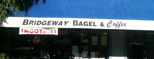 Bridgeway Bagel is one of Favorite Food.