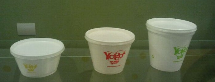 Yogo Express is one of #foco.