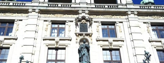 Bayerisches Nationalmuseum is one of I Love Munich!.
