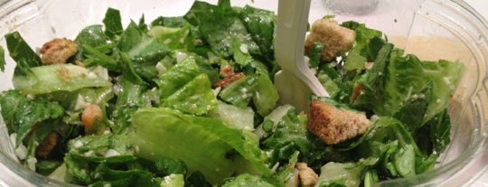 Chop't Creative Salad Company is one of Top picks for Vegetarian Restaurants.