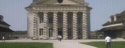 Saline Royale d'Arc et Senans is one of Bienvenue en France !.