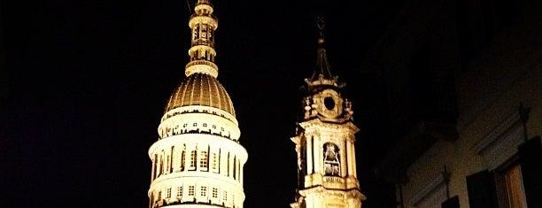 Basilica di San Gaudenzio is one of Yves 님이 저장한 장소.