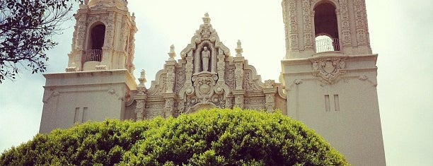 Misión de San Francisco de Asís is one of Great City By The Bay - San Francisco, CA #visitUS.