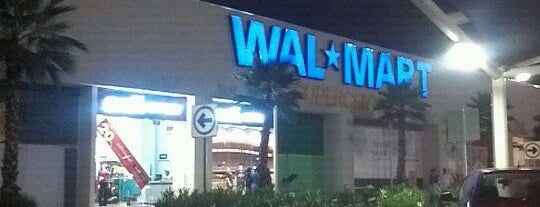Walmart is one of Lugares favoritos de Santiago Argüero.