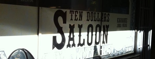 Ten Dollars Saloon is one of Playmysong Jukeboxes.