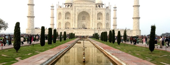 Taj Mahal | ताज महल | تاج محل is one of Stunning Views Around the World by Nokia.
