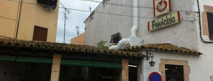 Granja Sant Francesc is one of Restaurants habituals i recomenats.