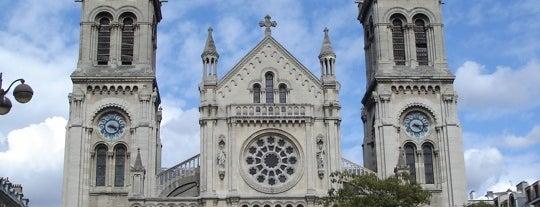 Église Saint-Ambroise is one of Paris.