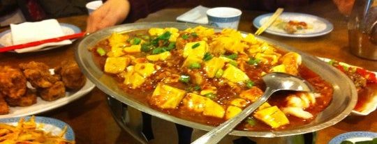 Spicy & Tasty 膳坊 is one of The 27 best Chinese restaurants in NYC.