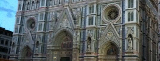 Cattedrale di Santa Maria del Fiore is one of Italien.