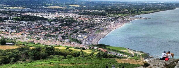 Bray is one of Mark's list of Ireland.