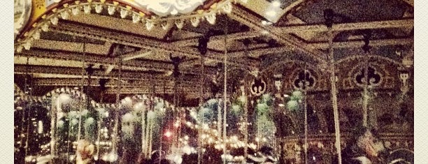 Jane's Carousel is one of NYC.
