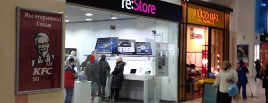 re:Store is one of Maxim 님이 좋아한 장소.