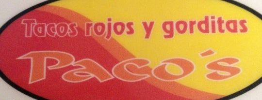 Tacos Pacos is one of Lugares que le Gustan a Frank.