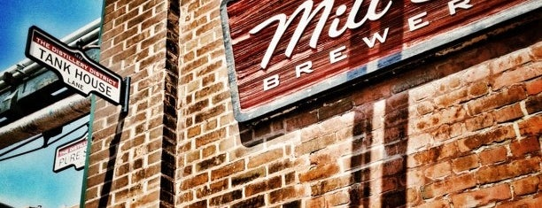 Mill St. Brew Pub is one of Lugares favoritos de Alled.