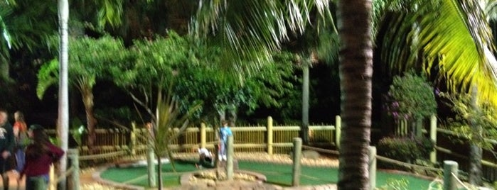 Boondock's Mini Golf is one of Key West.