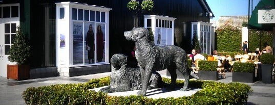 Kildare Village is one of Ireland.