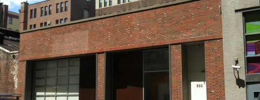 James Cohan Gallery is one of New York Museums & Art Galleries.