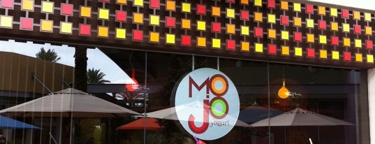 Mojo Yogurt is one of Favorite Food.