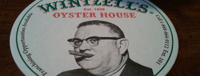 Wintzell's Oyster House is one of Man v Food Nation.
