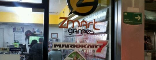 Zmart is one of Santiago, Chile.