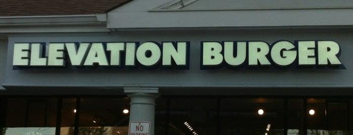 Elevation Burger is one of สถานที่ที่ Marie ถูกใจ.