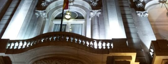 Casino de Madrid is one of The Best Of Madrid.
