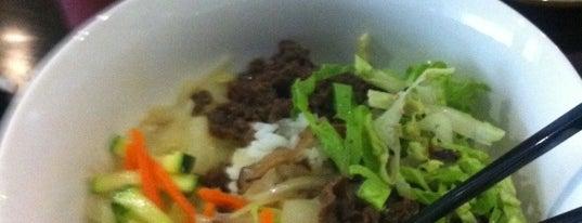 Kimchi Café is one of Lieux sauvegardés par Rick.