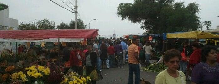 La Feria is one of Locais curtidos por Daniela.