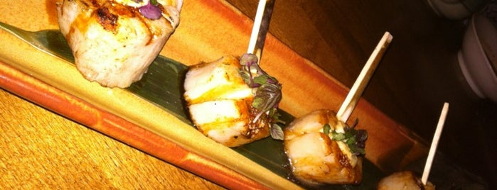 Roka Akor is one of Chicago Food Love.