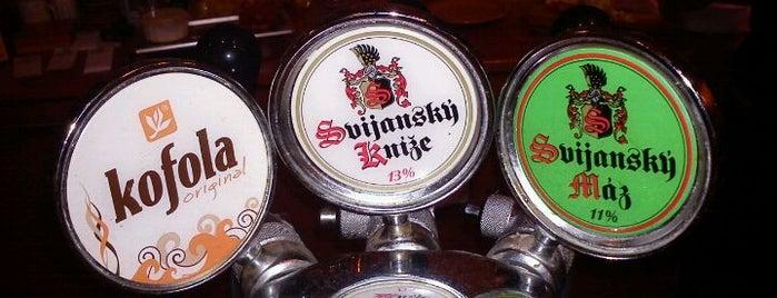 Kam v Brně na pivo?