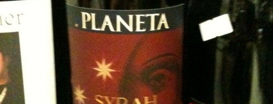 Antica Drogheria Enoteca e Prodotti Tipici is one of Planeta's wines in the world.