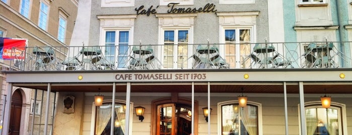 Café Tomaselli is one of Best of World Edition part 2.