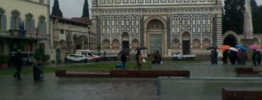 Piazza Santa Maria Novella is one of Florence.