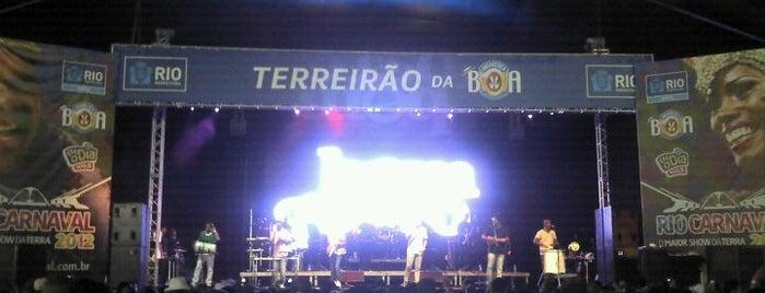 Terreirão do Samba is one of Meus locais preferidos.