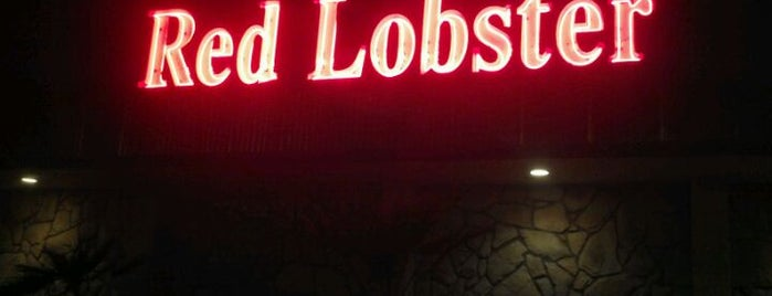 Red Lobster is one of Locais curtidos por Antonio de Jesús.
