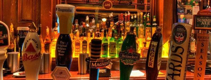 Rí Rá Irish Pub is one of 2012-02-08.