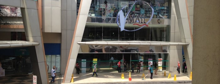 V-Mall (Virra Mall) is one of Lieux qui ont plu à Shank.