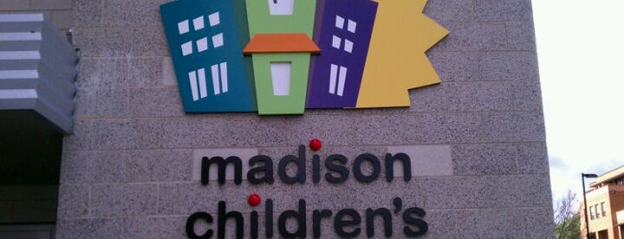 Madison Children's Museum is one of Madison.