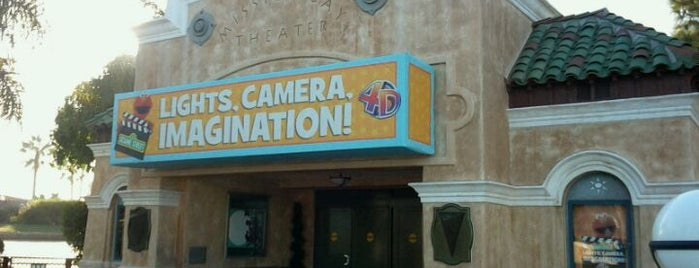 Mission Bay Theater - Lights, Camera, Imagination! is one of California Favorites.