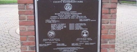 Raritan Bay Waterfront Park is one of New Jersey.