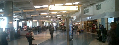 Baltimore/Washington International Thurgood Marshall Airport (BWI) is one of Big Country's Airport Adventures.
